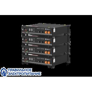 Аккумуляторный блок PYLONTECH US2000С (2,4 КВТ * Ч / 48 В)