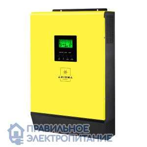 Сетевой инвертор с функцией заряда АКБ Axioma Energy ISGRID BF 5000