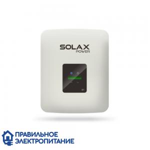 Сетевой однофазный инвертор PROSOLAX X1-3.0-S-D