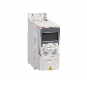 Частотный преобразователь ABB модель ACS355 (0,37 кВт, 230 В, 3Ф IP20)