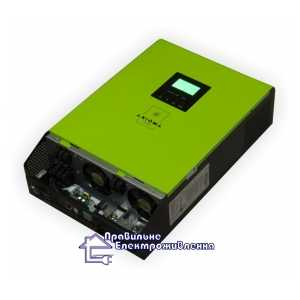 Сетевой инвертор с функцией заряда АКБ AXIOMA energy - ISGRID 4000