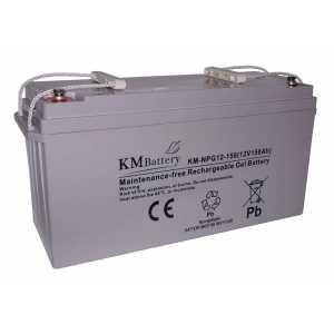 Гелевая аккумуляторная батарея KM-NPG12-150