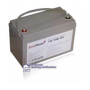 Аккумуляторная батарея EuroPower GL 12-100 Аh