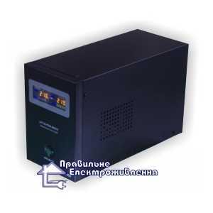 Источник бесперебойного питания LogicPower LPY-B-PSW 500VA+