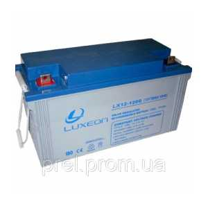 Аккумуляторная батарея Luxeon LX 12-120G