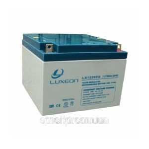 Аккумуляторная батарея Lexeon LX 12-60G
