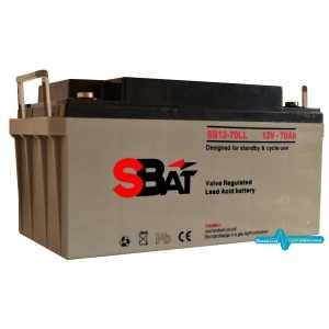 Аккумуляторная батарея SB 12-70 LL