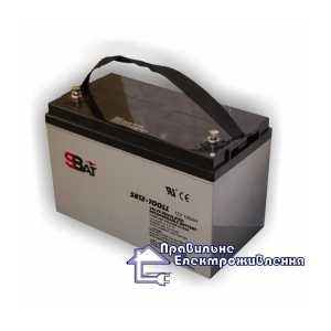 Аккумуляторная батарея SB 12-100 LL