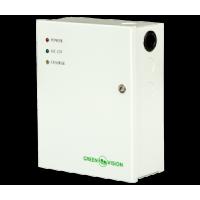 Источник бесперебойного питания Green Vision GV-UPS-H 1218-3A-B