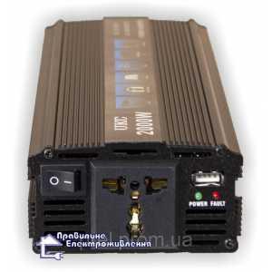 Инвертор напряжения UKC 2000VA