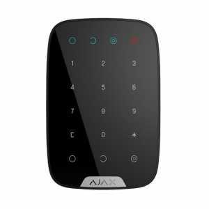 Беспроводная клавиатура Ajax KeyPad black