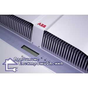 Сетевой инвертор ABB PRO-33.0-TL