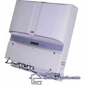 Сетевой преобразователь ABB PVI-12.5-TL-OUTD