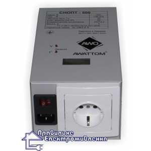 Стабилизатор напряжения СНОПТ-1.0 (1 кВА)
