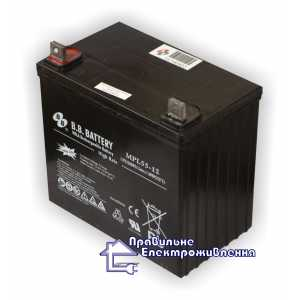 Аккумуляторная батарея BB Battery MPL12-55