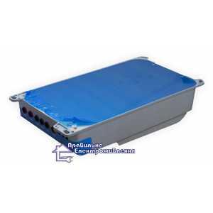 Солнечный контроллер заряда MPPT 30A 12/24/36/48