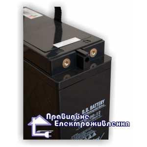 Аккумуляторная батарея B.B Bettary FTB 100-12