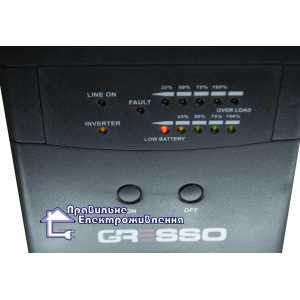 Источник бесперебойного питания GRESSO TX-T500VA
