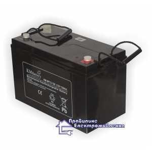 Аккумуляторная батарея KM Battery KM NP12-120 Ah
