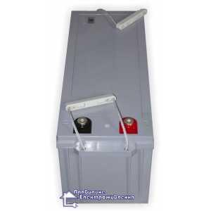 Гелевая аккумуляторная батарея KM battery NPG 12-200 (200 А/ч )