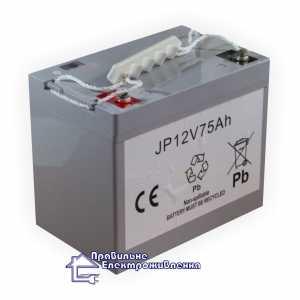 Акумуляторна батарея KM Battery JP75 75Ah 12V
