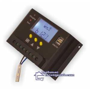 Контроллер заряда LMS 2420