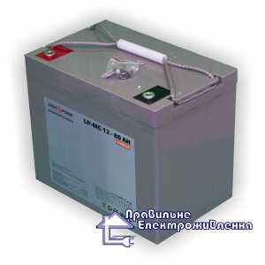 Аккумуляторная батарея LogicPower LP-MGL80