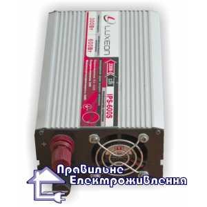 Инвертор напряжения Luxeon  IPS-600S