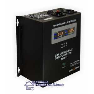 Инвертор напряжения + MPPT контроллер LPY-C-PSW 1500