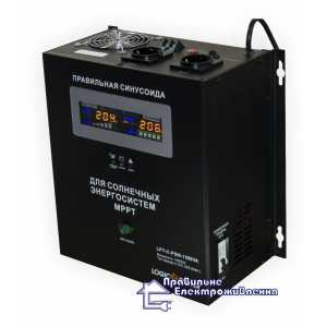 Инвертор напряжения + MPPT контроллер LPY-C-PSW 2000