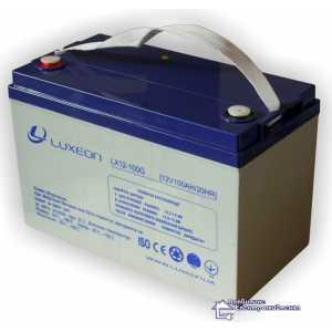 Аккумуляторная батарея Luxeon LX 12-100G