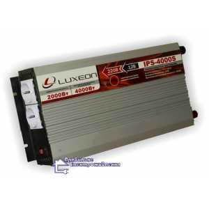 Инвертор напряжения Luxeon IPS 4000S