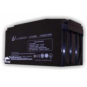 Аккумуляторная батарея Luxeon LX 12-65MG
