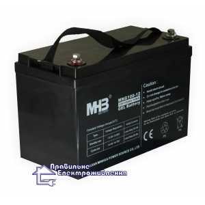 Аккумуляторная батарея MHB MNG 12-100