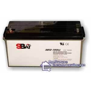 Аккумуляторная батарея SB 12-150 LL