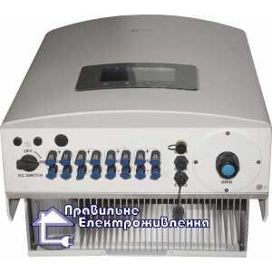 Сетевой преобразователь Solis-30k-4G
