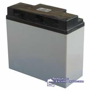 Аккумулятор гелевый Toyama NPG 18 12V, 18Ah GEL
