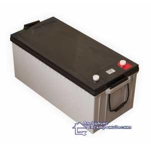 Гелевая аккумуляторная батарея Toyama NPG200-12