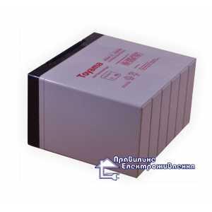 Гелевая аккумуляторная батарея Toyama NPG60-12