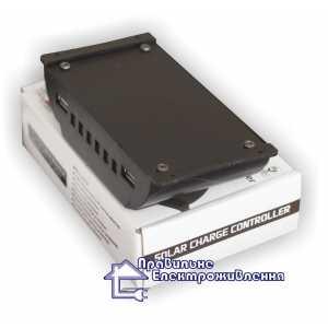 Контроллер заряда UKC SLC-20A