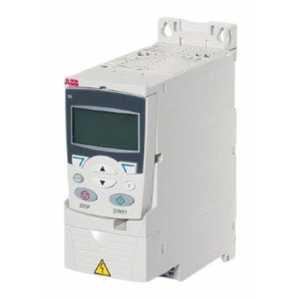 Частотный преобразователь  ABB модель ACS355 (0,55 кВт, 230 В, 3Ф IP20)