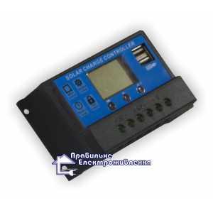 Солнечный контроллер заряда CM20K-20A