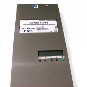 Преобразователь напряжения Etna 12-6000-HYBRID