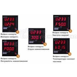 Стабилизатор напряжения ЭЛЕКС АМПЕР У 16-1/32 V2.0 DUO