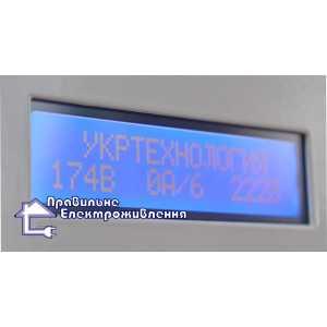 Стабилизатор напряжения УКРТЕХНОЛОГИЯ НСН-12000 Infinity