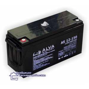 Аккумуляторная батарея Alva AS 12-150