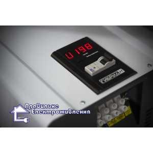 Стабилизатор напряжения  Элекс-Гибрид 9-1/40А v2.0, 9 кВА