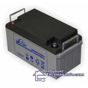 Аккумуляторная батарея Leoch DJM 12-65 Ah