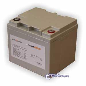 Аккумуляторная батарея LogicPower LPM-GL 12-40