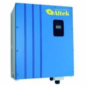 Сетевой инвертор AKSG-5K-DM (1 фазы, 2 МРРТ, 5 кВт)